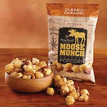 Classic Caramel Moose Munch® Gourmet Popcorn, 12-Pack