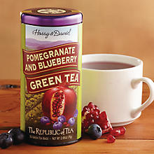 Pomegranate Blueberry Tea