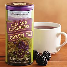 Blackberry Acai Tea