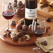Wine and Truffles Gift