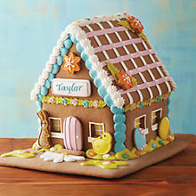 Personalized Sugar Cookie House