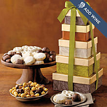 Tower of Sweet Treats