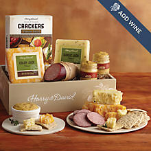 Classic Sausage and Cheese Gift Box