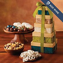 Tower of Sweet Treats
