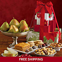 Holiday Tower of Treats® Gift