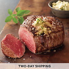 Stock Yards® Filet Mignon Complete Trim – Four 6-Ounce USDA Prime