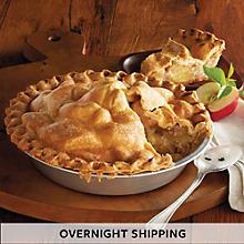 Sweet Lady Jane Deep Dish Apple Pie