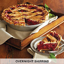 Sweet Lady Jane Deep Dish Cherry Pie