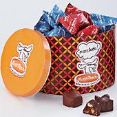 Chocolate Moose Munch Popcorn Bites Gift Tin