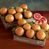 2 Boxes of Red Grapefruit