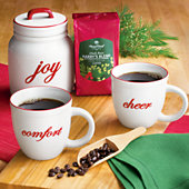 <span style=color:#bb0011>NEW</span> Holiday Coffee and Mug Gift