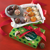 <span style=color:#bb0011>NEW</span> Holiday Chocolates