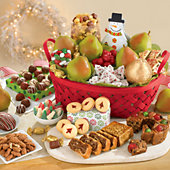 <span style=color:#bb0011>NEW</span> Christmas Gift Basket Grand Deluxe