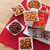 <span style=color:#bb0011>NEW</span> Holiday Mixed Nut Gift Tin