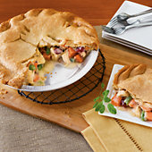 <span style=color:#bb0011>NEW</span> Turkey Pot Pie