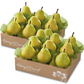 Two Boxes of Bartlett Pears
