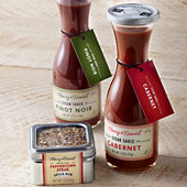 Steak Sauce and Rub Sampler