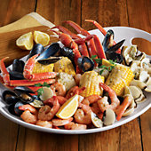 NEW Maine Shore Seafood Bake