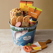 Fishing Trip Snack Pail