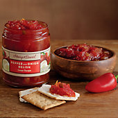 Sweet Pepper and Onion Relish