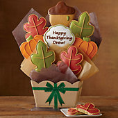 Personalized Harvest Cookie Bouquet