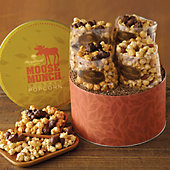 Harvest Moose Munch® Popcorn Tin