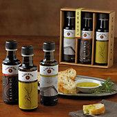 Lucero Olive Oil and Vinegar Trio