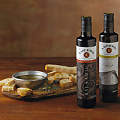 Deluxe Lucero Olive Oil and Vinegar