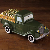 Harry & David Truck Cookie Jar