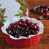 Holiday Chocolate Cherries