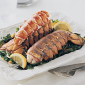 Stock Yards Lobster Tails - Four Pieces