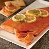 Wild Alaskan Smoked Salmon