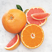 HoneyBells and Grapefruit Medley