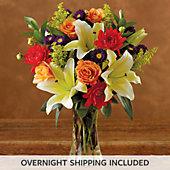 Harvest Floral Bouquet