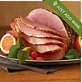 Spiral-Sliced Ham