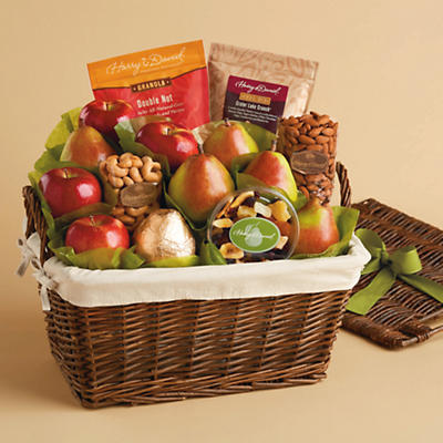 Harry And David Gift Baskets