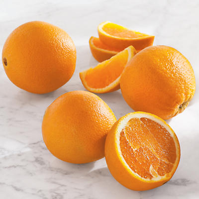 Navel Oranges and Grapefruits
