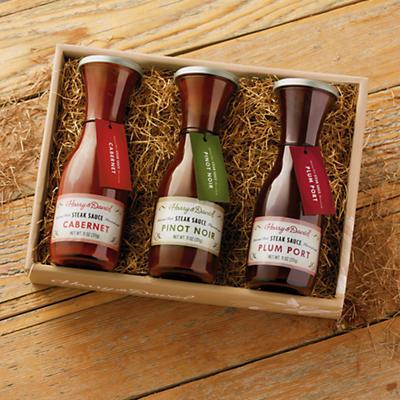 BBQ Steak Sauce Gift Set
