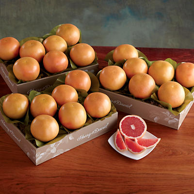 3 Boxes of Red Grapefruit