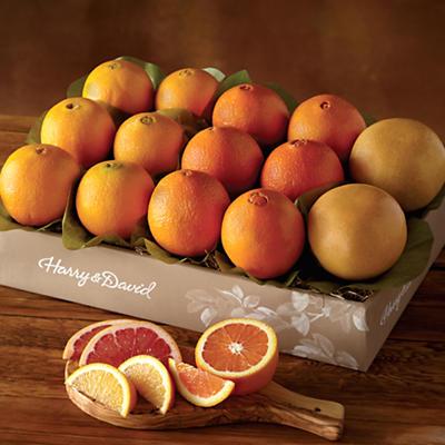 Holiday Citrus Trio