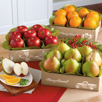 Triple Treat® Fruit Deluxe