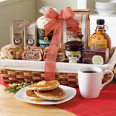 Brunch Gift Basket