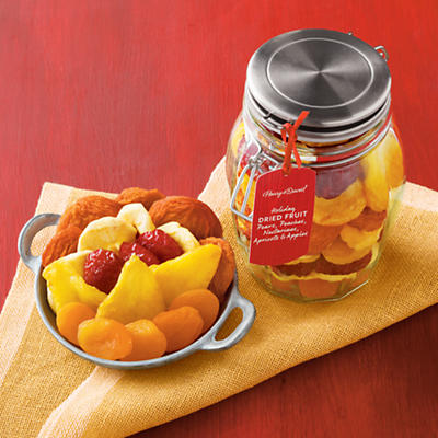 Dried Fruit Jar