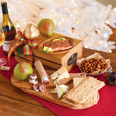 Northwest Gift Basket Classic with Wine
