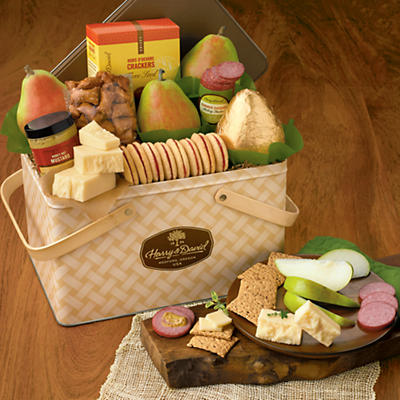 Sunshine Picnic Basket
