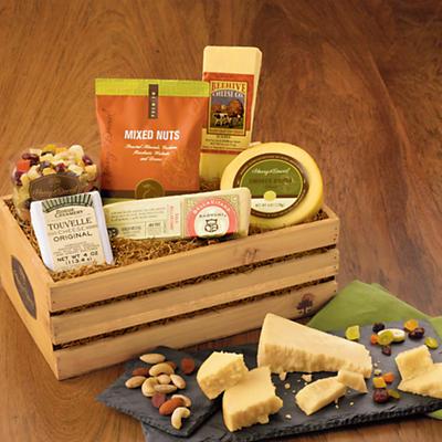 Gourmet Cheese Gift