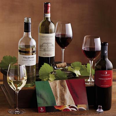 Italian Wine Trio
