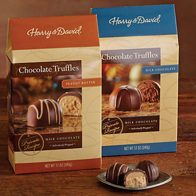 Pick Two Chocolate Truffle Boxes
