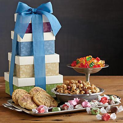 Sugar-Free Gift Tower