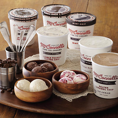 McConnell's® Ice Cream Favorites Assortment